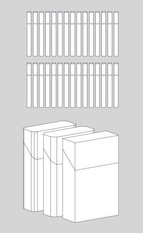 Cigarette Packing Format