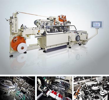 GD-X500-Soft Cup Cigarette Packing Machine